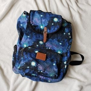 PINK by Victoria Secret  galaxy backpack